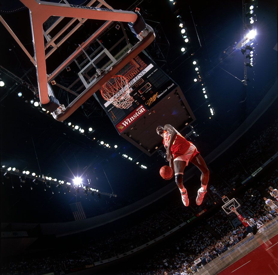 1990 Slam Dunk Contest