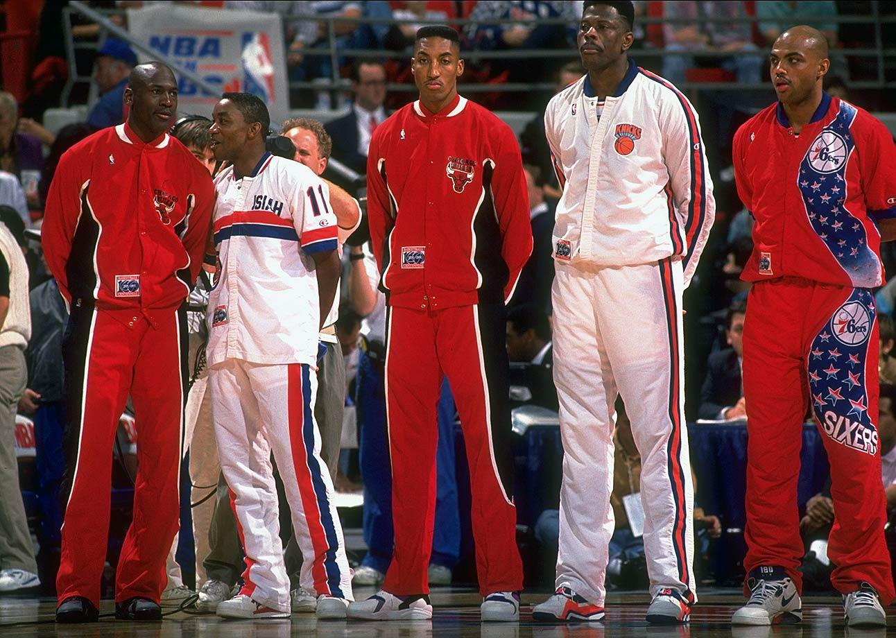 February 8, 1992 — NBA All-Star Game