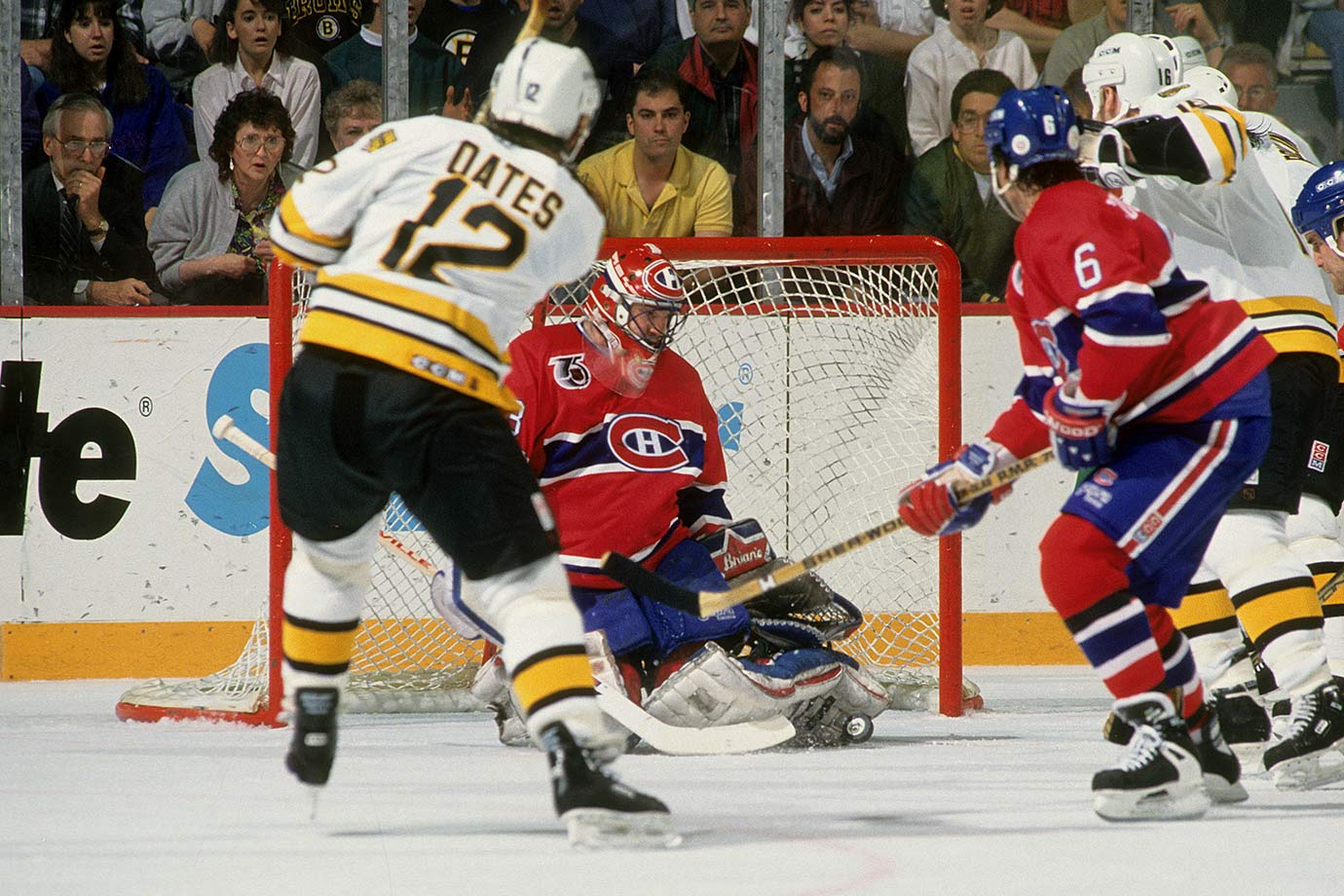May 9, 1992 — Adams Division Final, Game 4 (Canadiens vs. Bruins)
