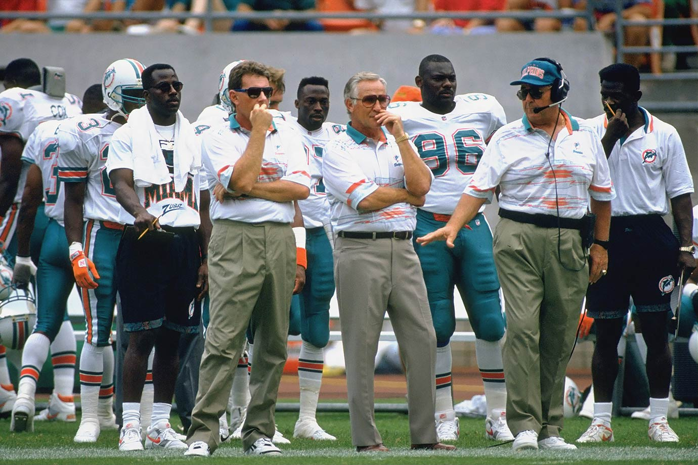 Sept. 20, 1992 — Miami Dolphins vs. Los Angeles Rams