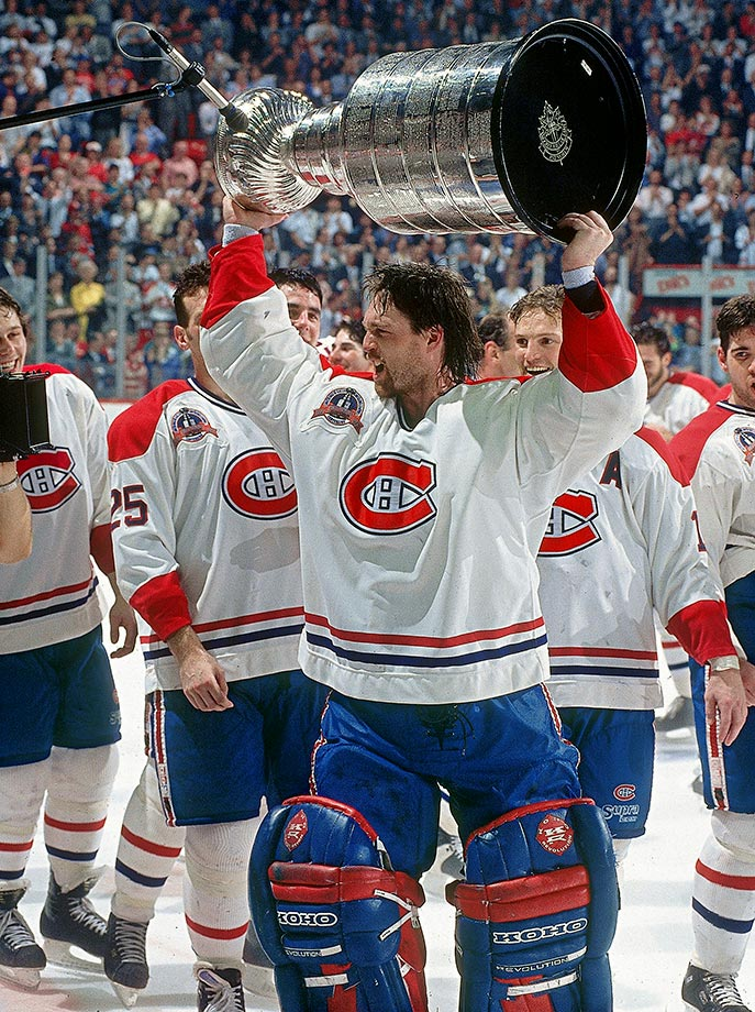 June 9, 1993 — Stanley Cup Final, Game 5 (Canadiens vs. Kings)