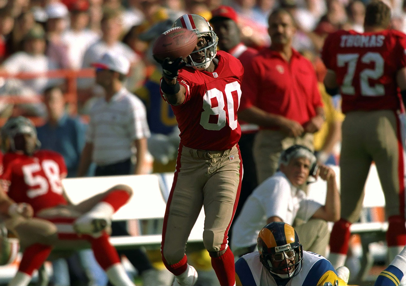 Nov. 28, 1993 — San Francisco 49ers vs. Los Angeles Rams