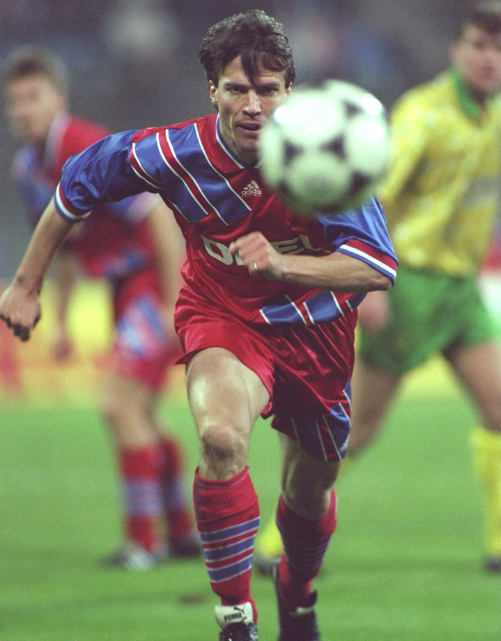 Norwich City defeats Lothar Matthaus and Bayern Munich 2-1 at the Olympiastadion in the UEFA Cup (now Europa League), the only time a British club was able to defeat Bayern at its old home ground.