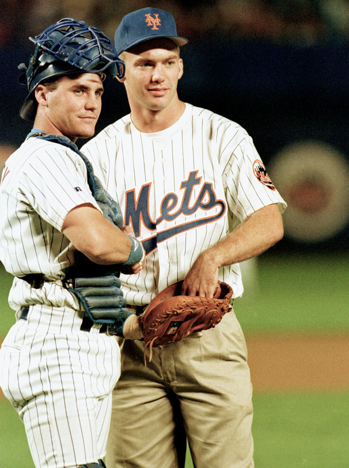 Relief pitcher Kirk Presley, a third cousin of Elvis Presley, was the New York Mets first round pick (8th overall) in the 1993 amateur draft.