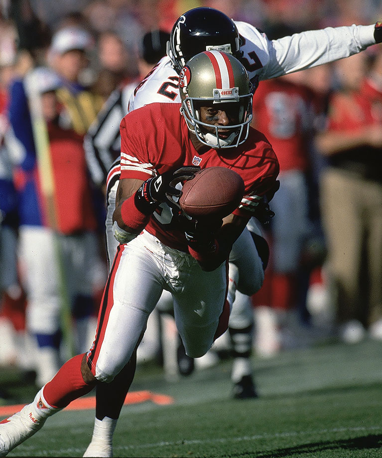 Dec. 4, 1994 — San Francisco 49ers vs. Atlanta Falcons