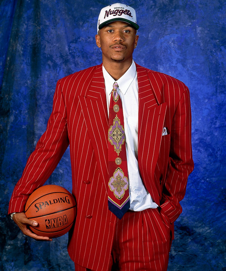 Hot Clicks: Mara Martin; History of NBA Draft Fashion | SI.com