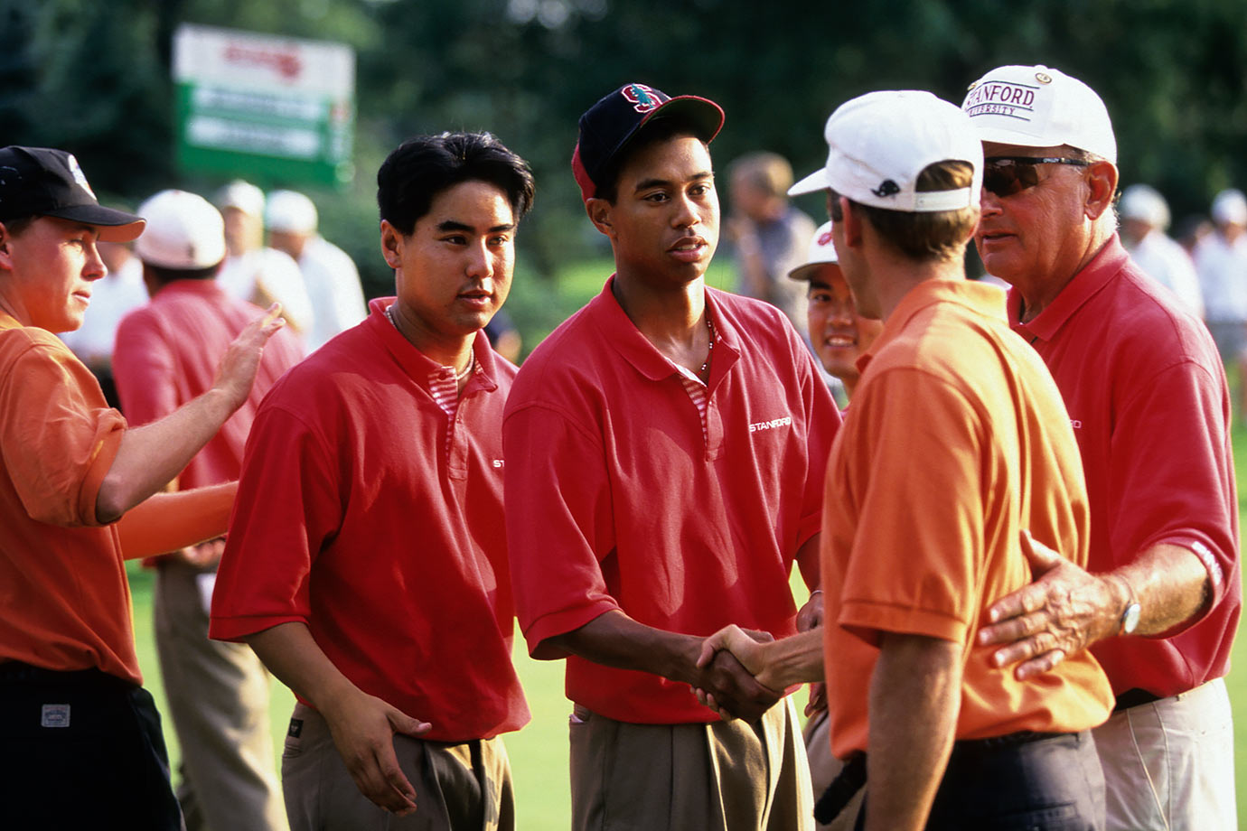 June 2, 1995 — NCAA Men's Golf Championships