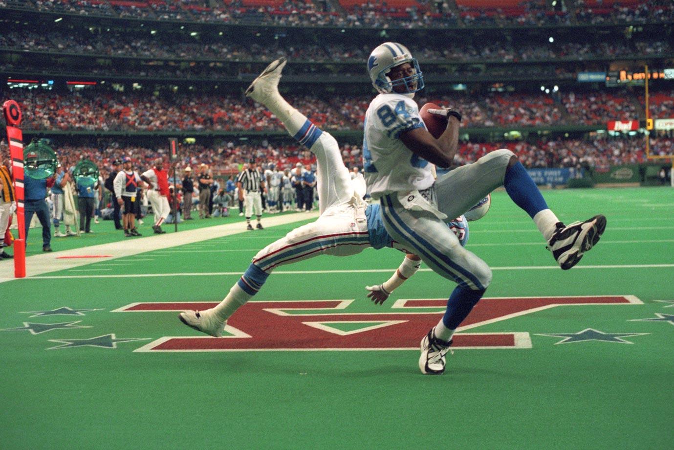 Herman Moore touchdown