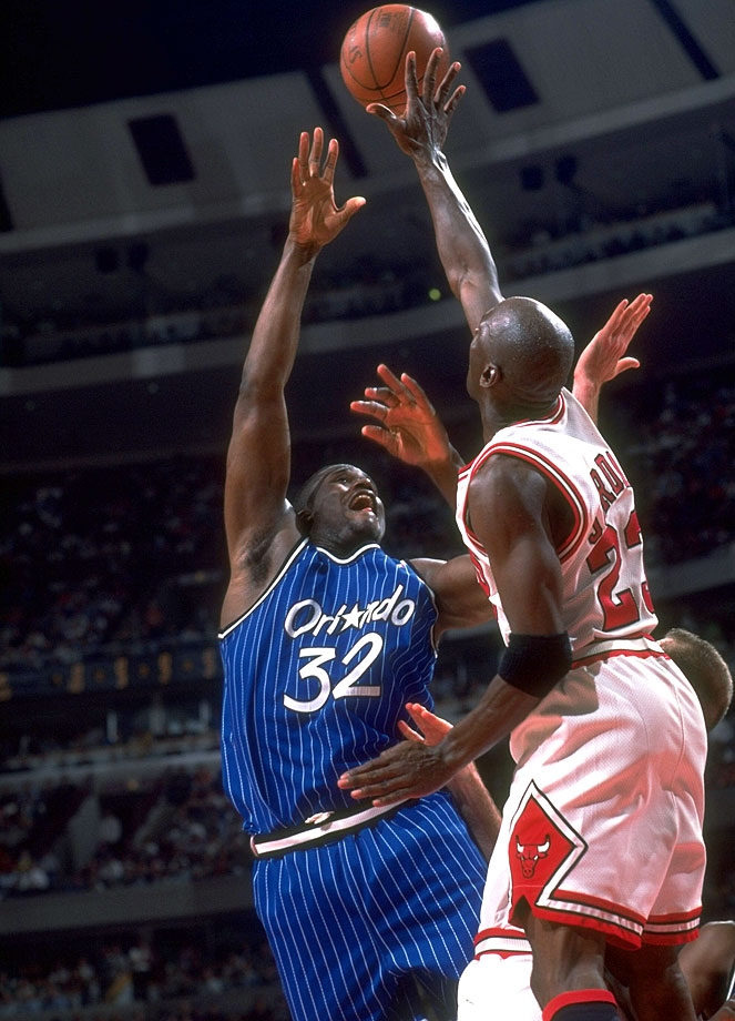 1995 NBA Eastern Conference Semifinals - Game 3