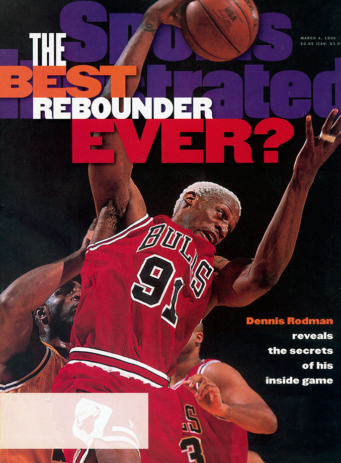 March 4, 1996 SI cover