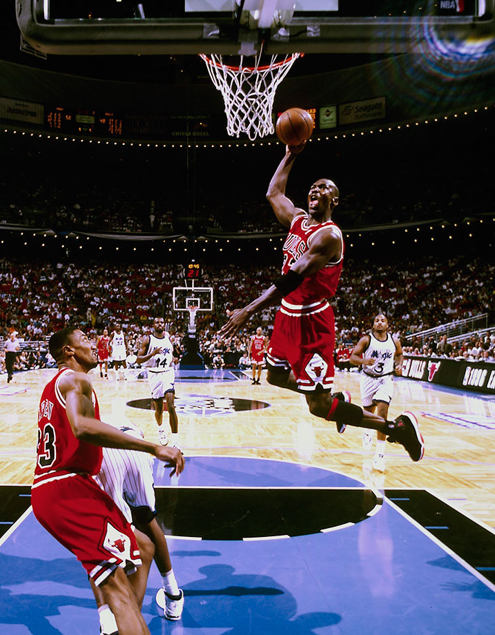 May 27, 1996 — Eastern Conference Finals, Game 4