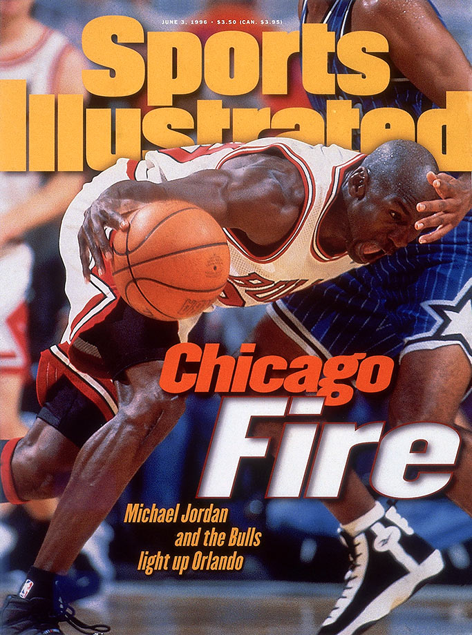 June 3, 1996 SI cover