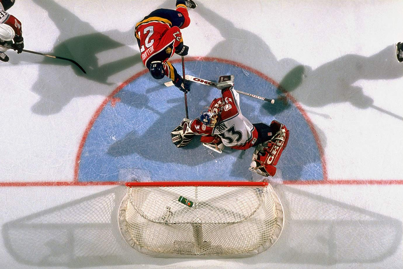 June 4, 1996 — Stanley Cup Final, Game 1 (Avalanche vs. Panthers)