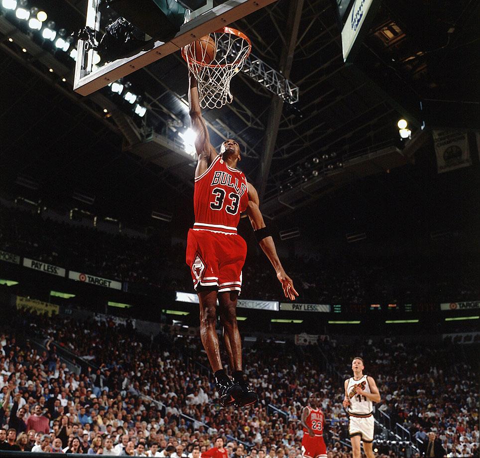 June 9, 1996 — NBA Finals, Game 3