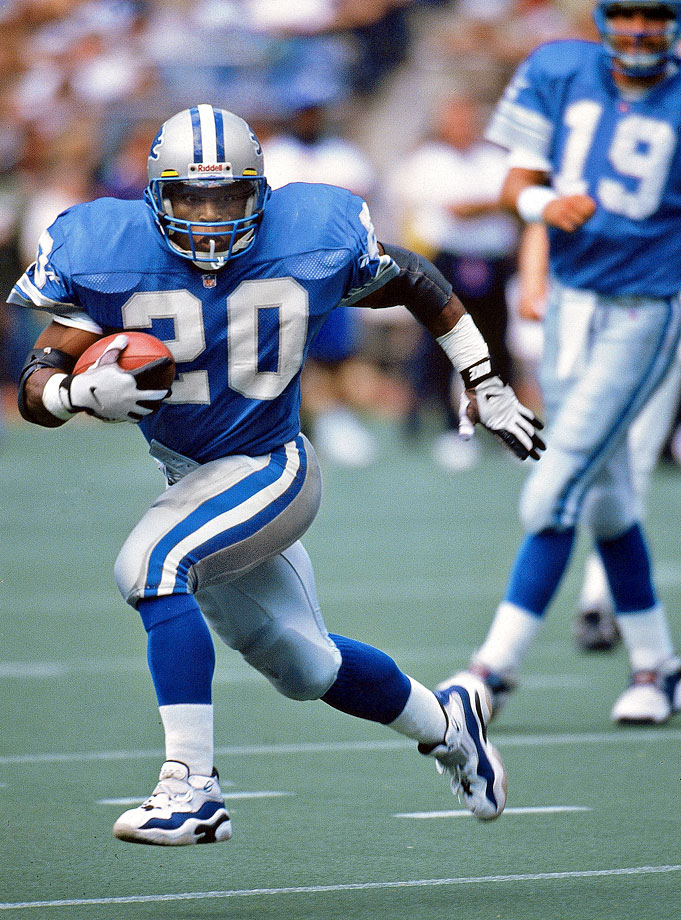 barry sanders - photo #12