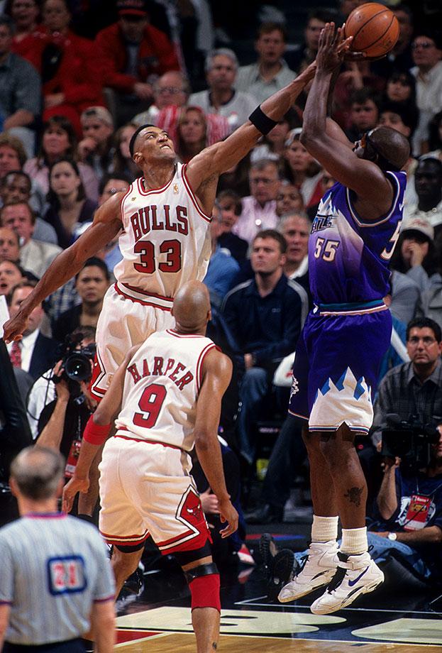 June 1, 1997 — NBA Finals, Game 1