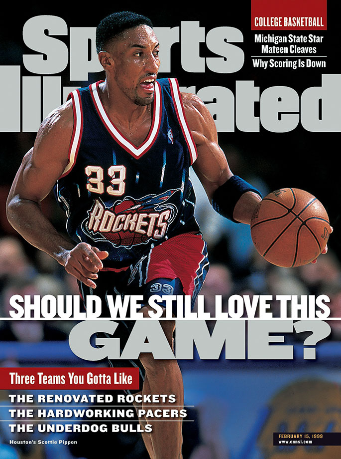 February 15, 1999 SI cover