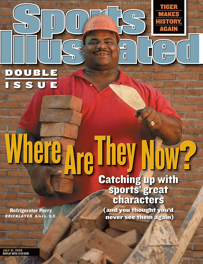 July 31, 2000 Sports Illustrated cover