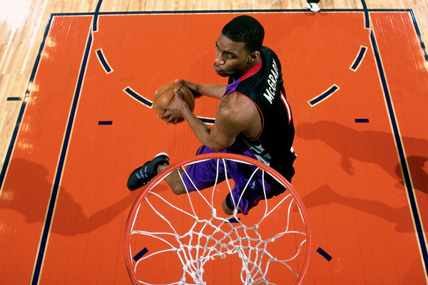 Tracy McGrady (2000) :: Getty Images