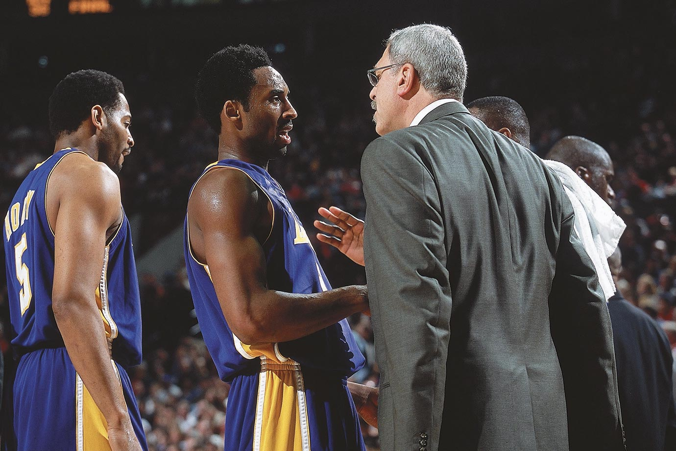 April 29, 2001 — NBA Western Conference First Round, Game 3