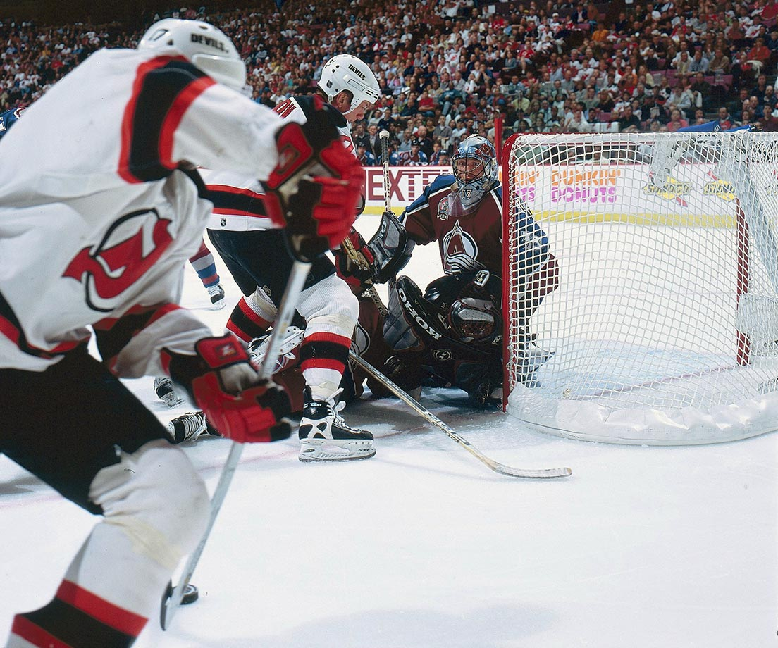 June 2, 2001 — Stanley Cup Final, Game 4 (Avalanche vs. Devils)