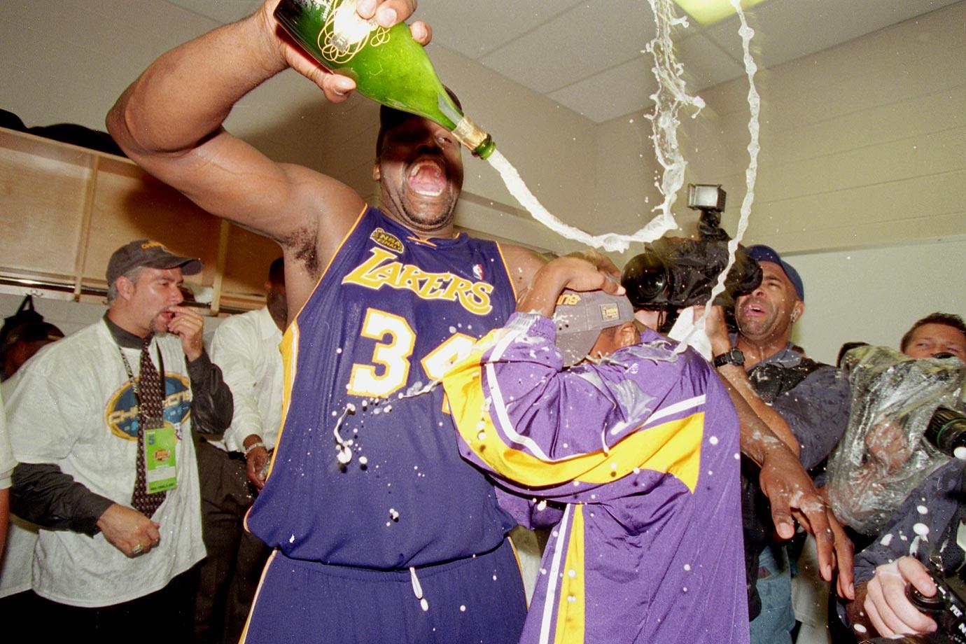 2001 NBA Finals - Game 5