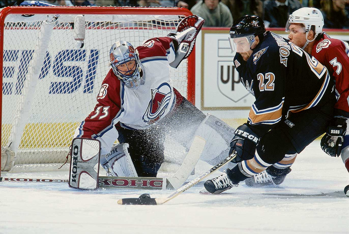 March 19, 2002 — Avalanche vs. Capitals