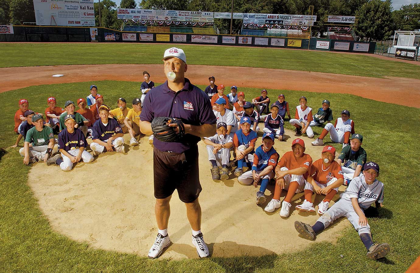 Aug. 16, 2002 (Cal Ripken World Series)