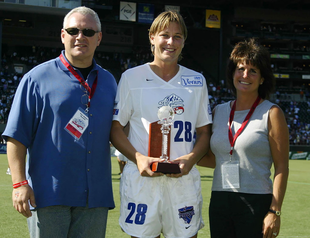 Sept. 21, 2002 — WUSA All Star Game MVP