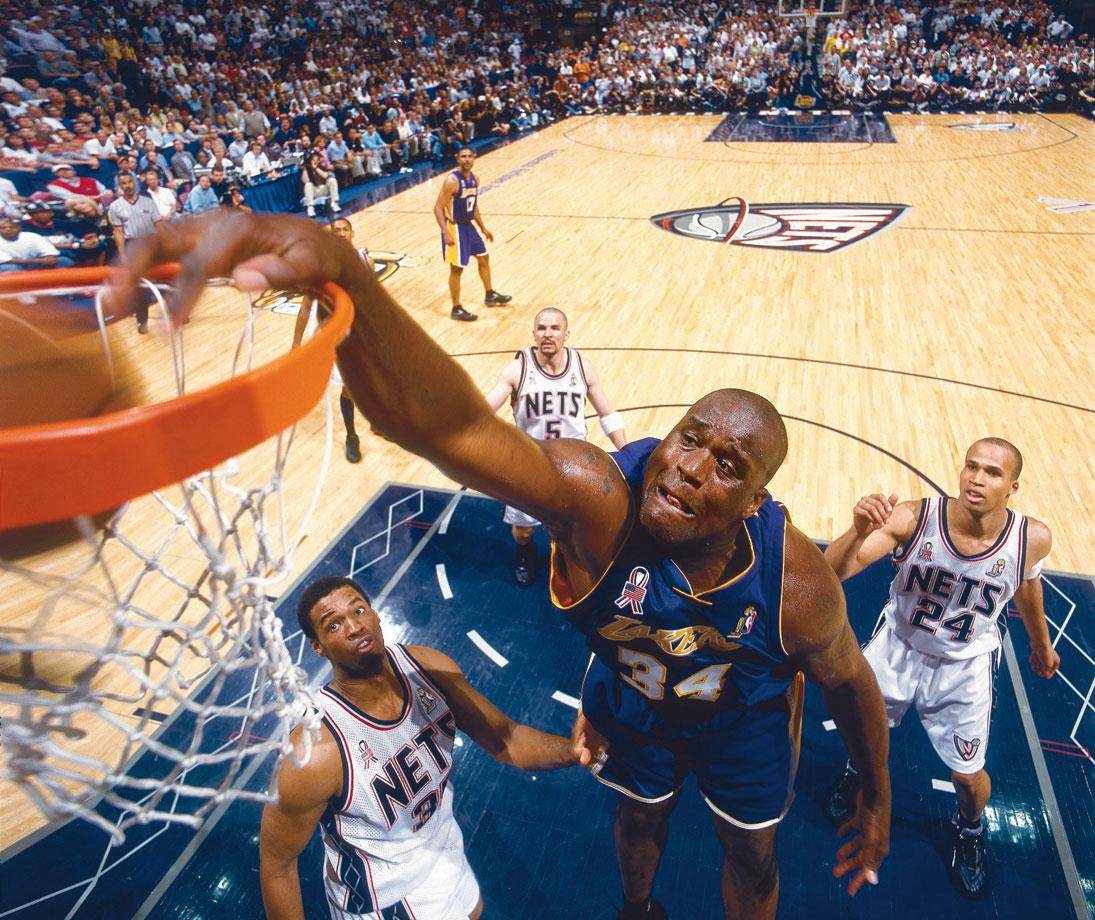 2002 NBA Finals - Game 3