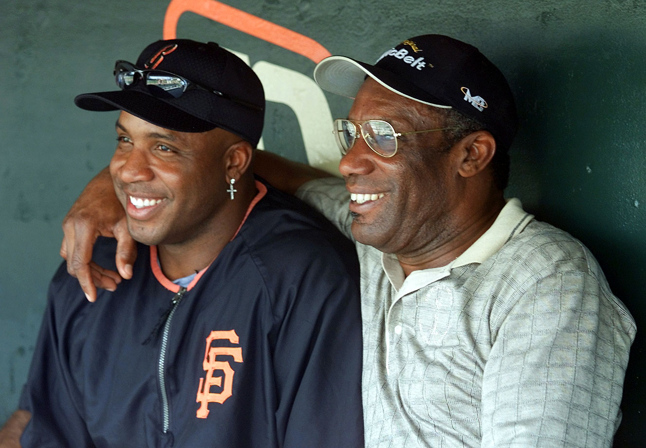 Barry and Bobby Bonds are the only two players in major league history to have hit 300 home runs and stolen 400 bases in a career.
