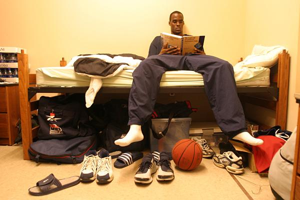 Emeka Okafor (UConn, 2003) :: Jay L. Clendenin/Polaris