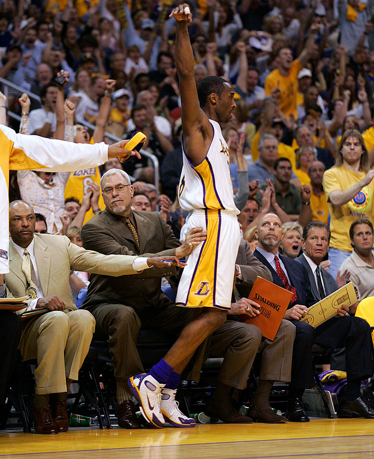 May 9, 2004 — NBA Western Conference Semifinals, Game 3