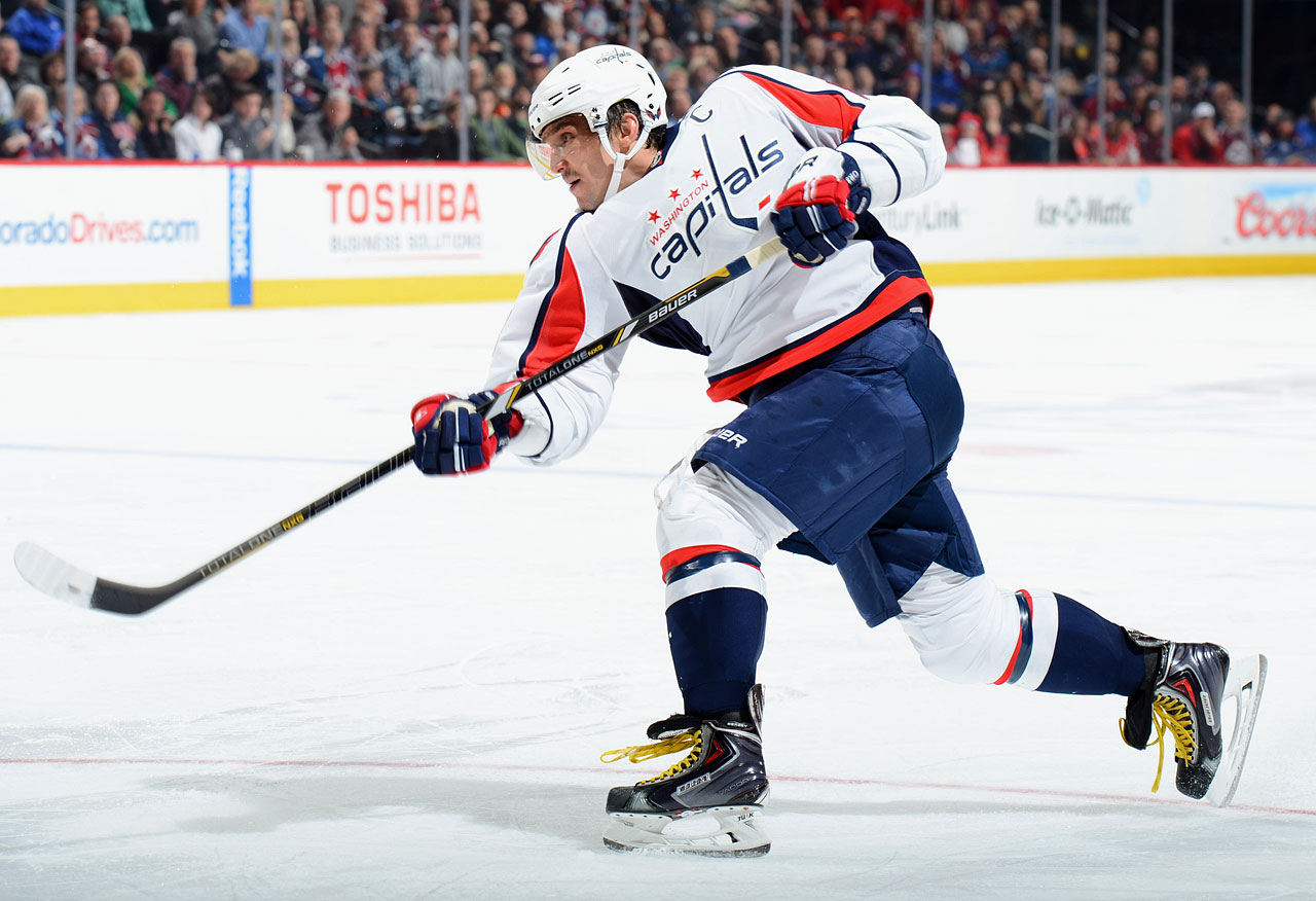One of the NHL's best and most electrifying players, Ovechkin beat out Sidney Crosby for the 2005-06 Calder Trophy as rookie of the year and went on to win the Hart Trophy as league MVP in 2009 and 2013. He's led the league in goals four times. — Notable picks: No. 2: Evgeni Malkin, C, Pittsburgh Penguins | No. 29: Mike Green, D, Washington Capitals | No. 258: Pekka Rinne, G, Nashville Predators | No. 262: Mark Streit, D, Montreal Canadiens