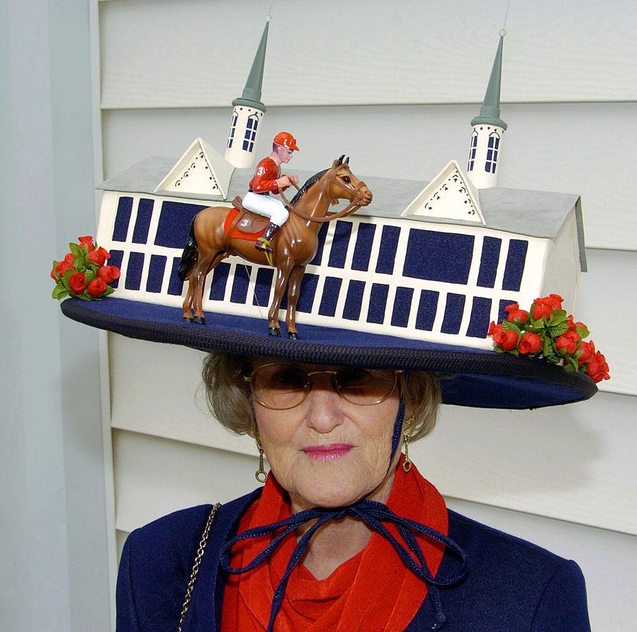 Crazy Derby Hats