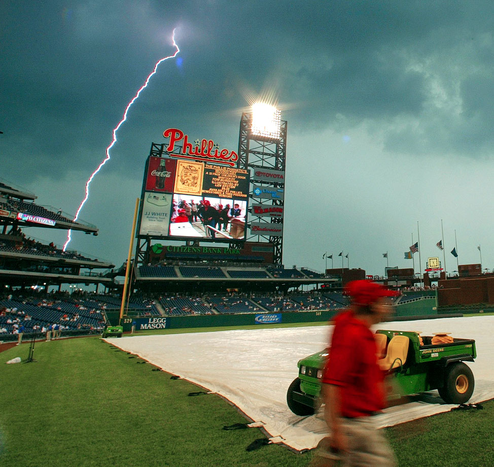 Philadelphia Phillies vs. Detroit Tigers