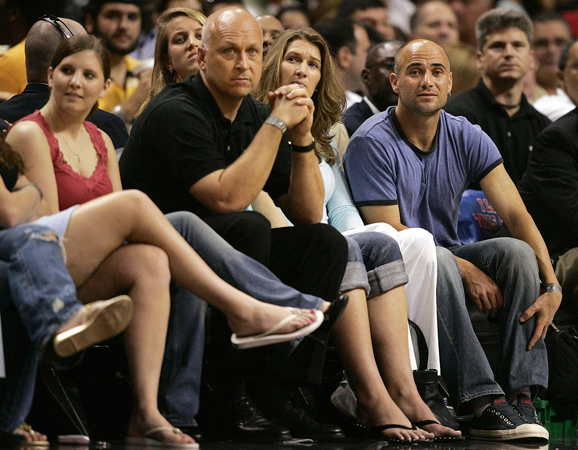March 25, 2005 (Heat-Suns game)