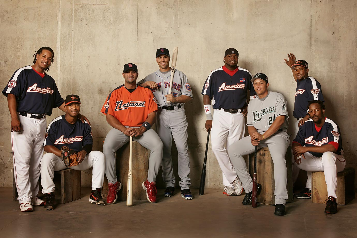 July 11, 2005 — Latin Kings of Baseball (All-Star Weekend)