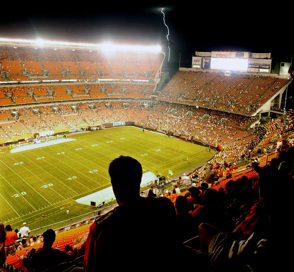 Cleveland Browns vs. New York Giants