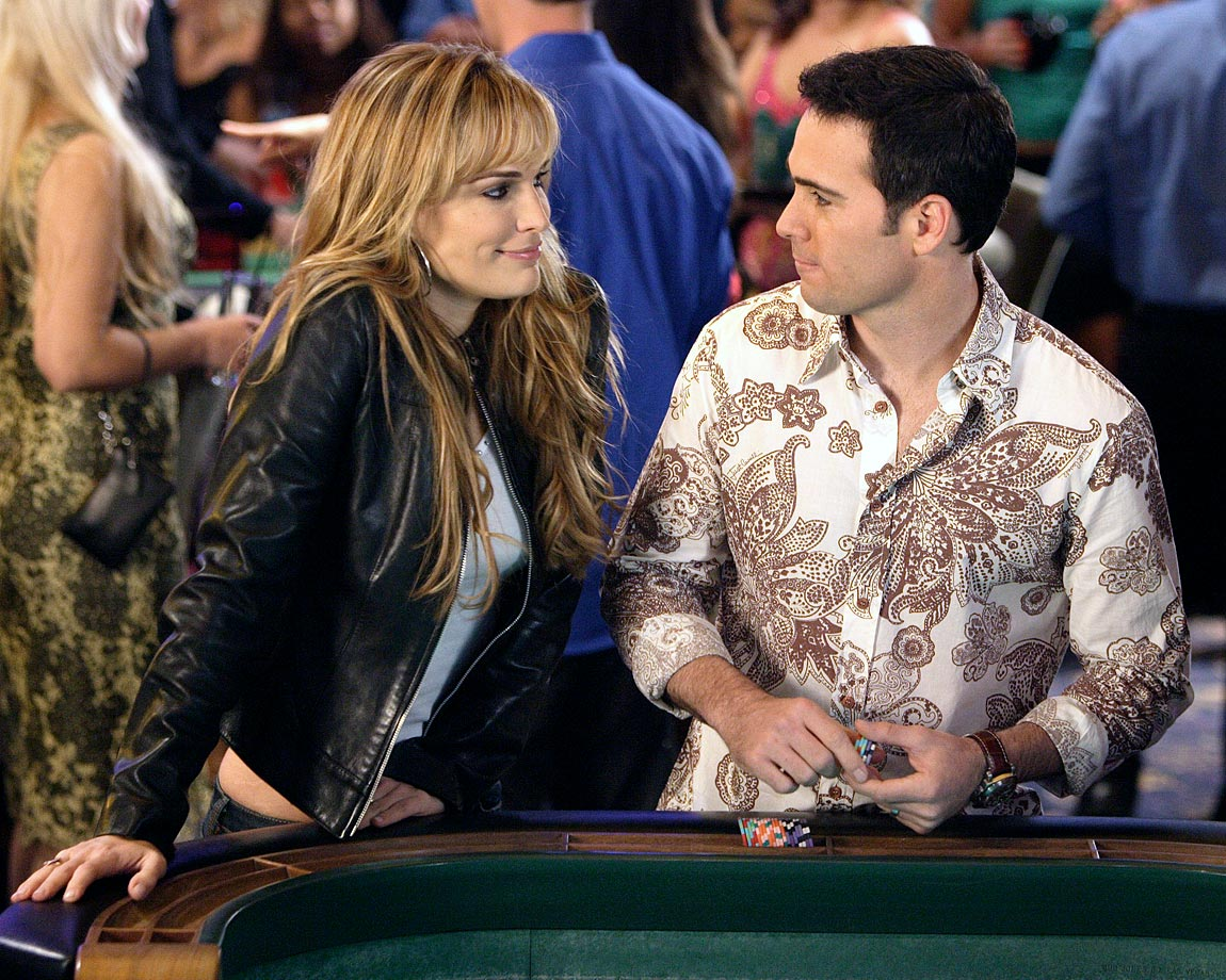 "December 15, 2005 — Filming ""Las Vegas"" episode: ""Urban Legend"""