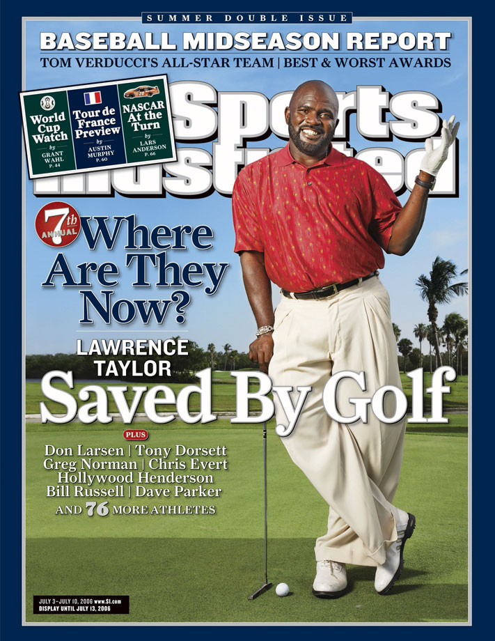 July 3-10, 2006 SI cover