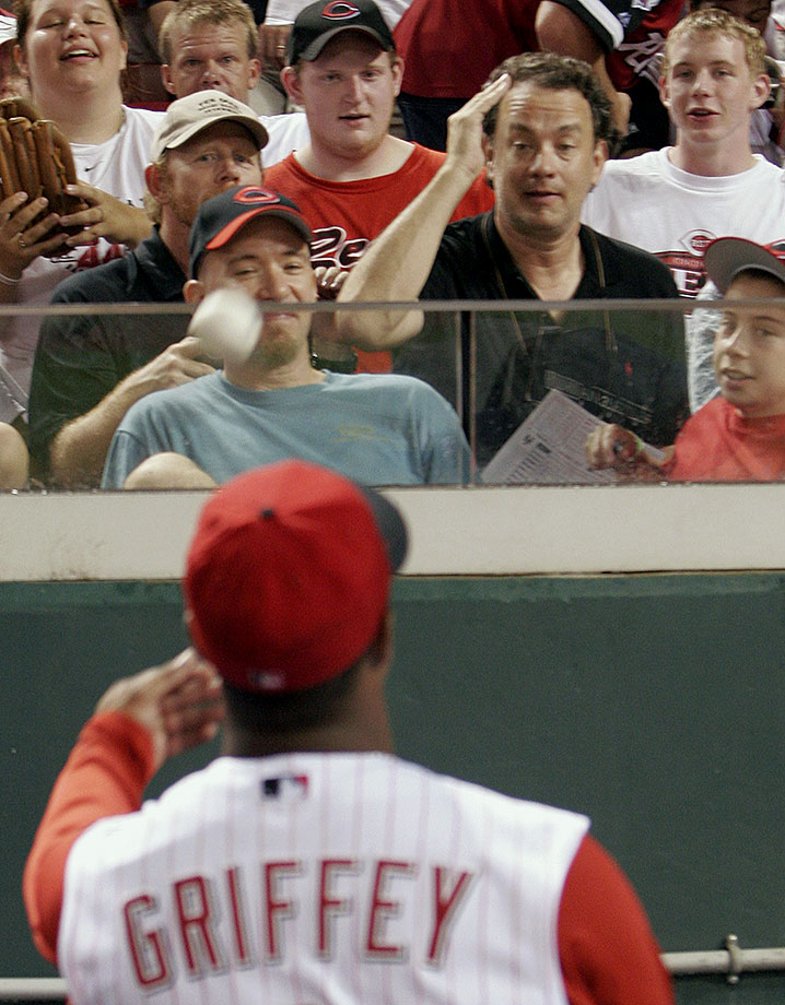 July 19, 2006: New York Mets at Cincinnati Reds