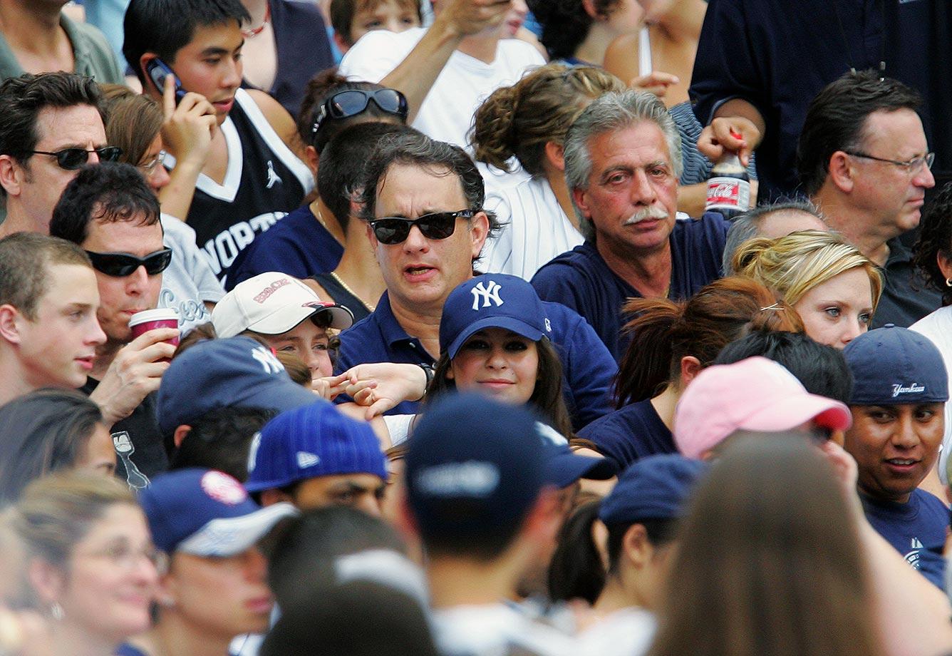 July 29, 2006: Tampa Bay Devil Rays at New York Yankees