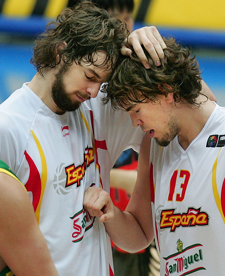 World Basketball Championship — Spain vs. Lithuania