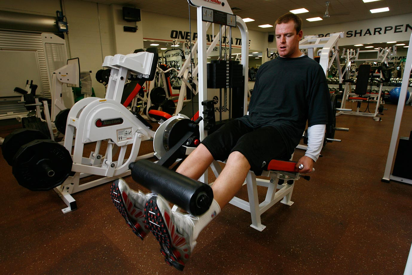 "Bengals trainer Paul Sparling told SI that Palmer's drive and focus made him ""an ideal patient"" for the arduous rehab."
