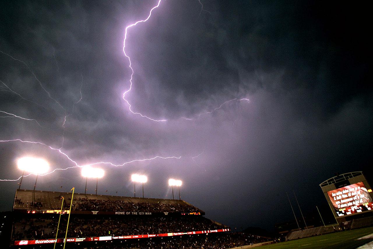 Texas A&M vs. Louisiana Tech