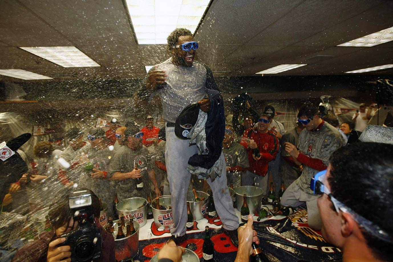 October 28, 2007 — World Series, Game 4