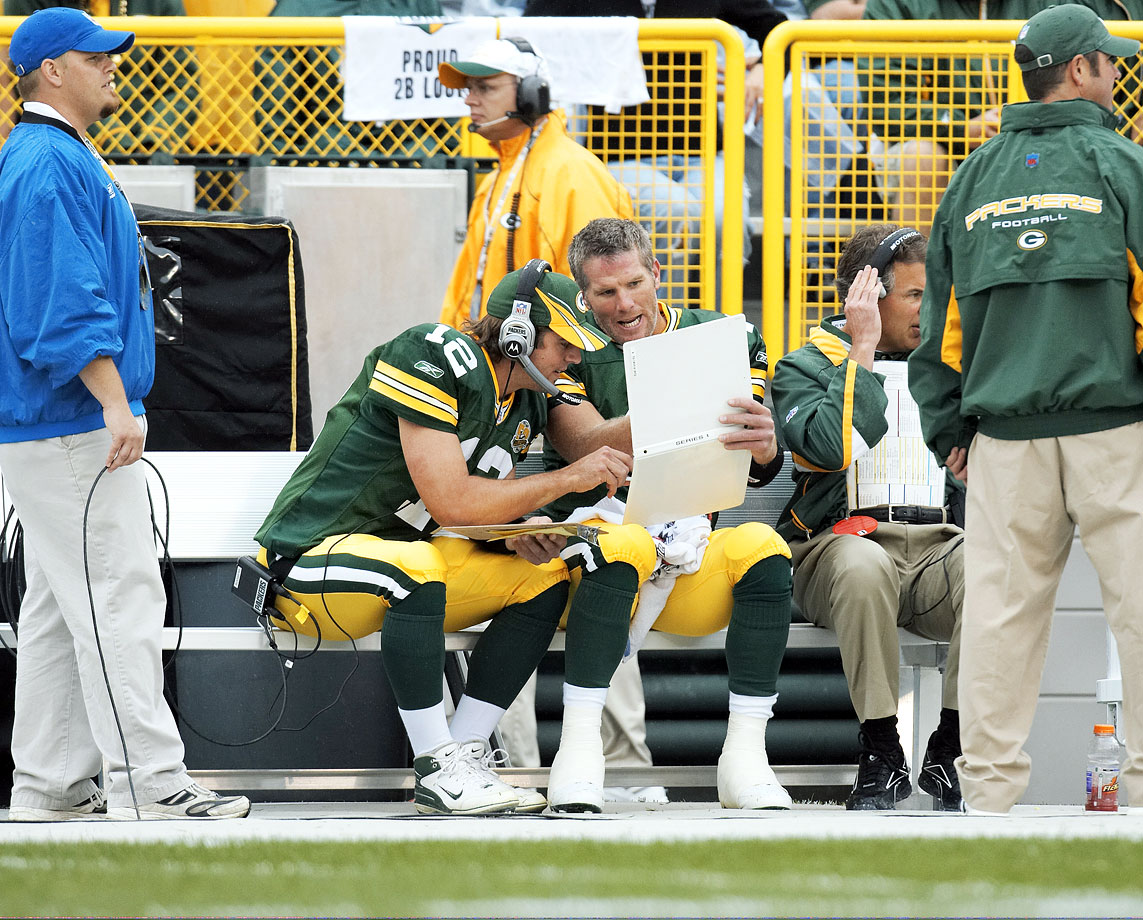 Sept. 9, 2007 — Packers vs. Eagles