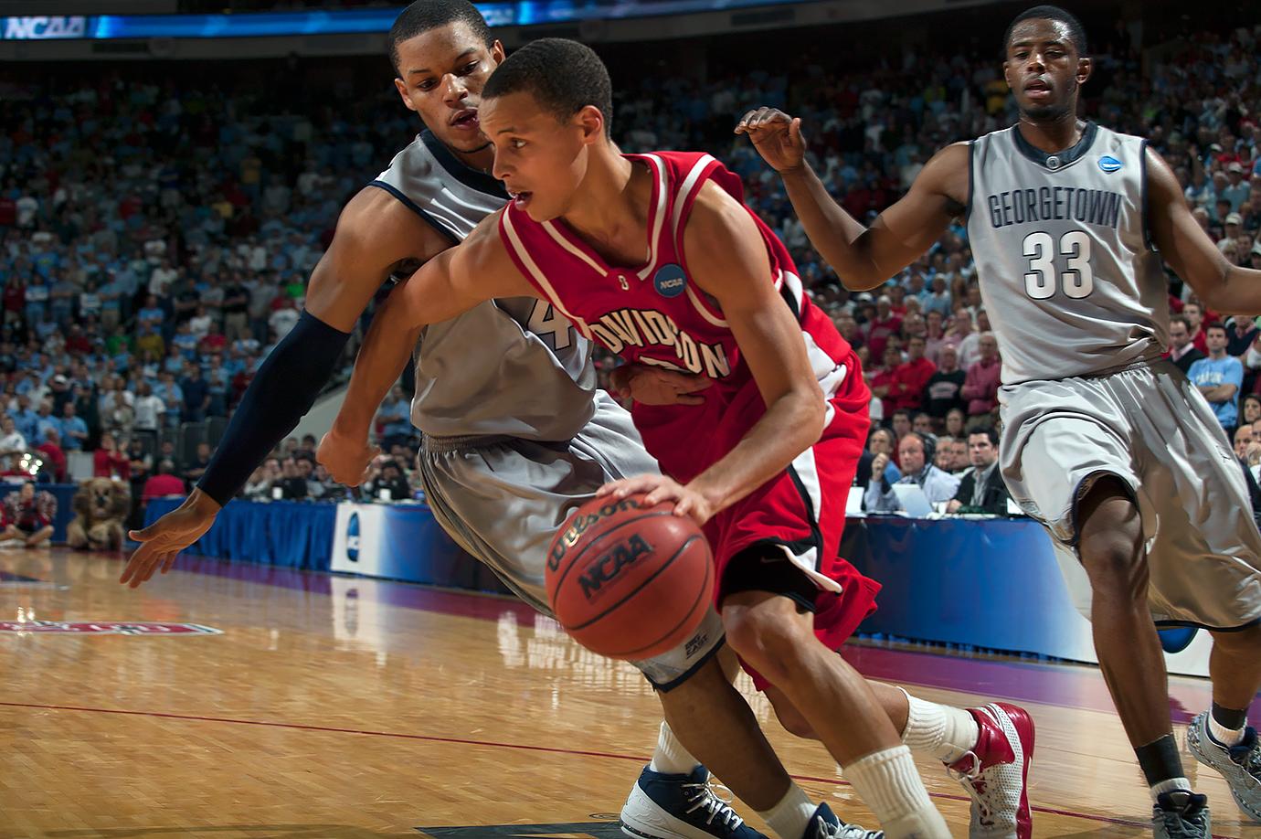 March 23, 2008 —Davidson vs. Georgetown