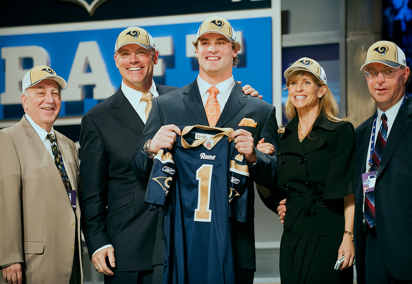 April 26, 2008 — NFL Draft